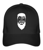 Бейсболка The Dad with beard