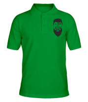 Футболка поло мужская The Dad with beard
