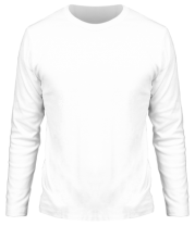 Мужская футболка с длинным рукавом Wubba Lubba dub dub