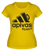 Женская футболка  APIVAS будет?