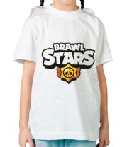 Детская футболка   Brawl Stars multi-colored