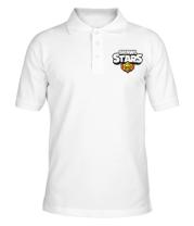 Футболка поло мужская  Brawl Stars multi-colored