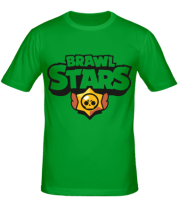 Мужская футболка   Brawl Stars multi-colored