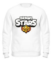 Толстовка без капюшона  Brawl Stars multi-colored