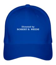 Бейсболка Directed by Robert B. Weide