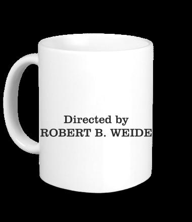 Кружка Directed by Robert B. Weide