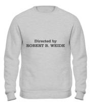 Толстовка без капюшона Directed by Robert B. Weide