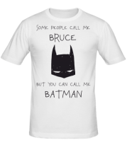 Мужская футболка  Batman