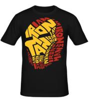 Мужская футболка  Iron Man