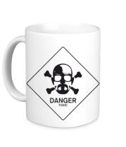 Кружка DANGER