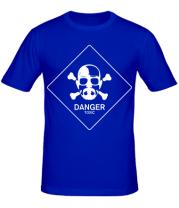 Мужская футболка DANGER