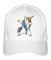 Бейсболка Unicorn dabbing