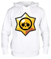 Толстовка Brawl Stars minimal logo