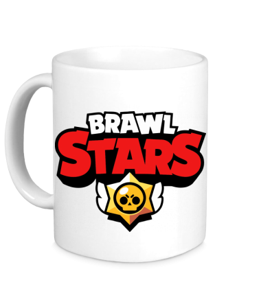 Кружка Brawl Stars Logotype