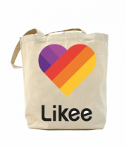 Сумка повседневная Likee logo