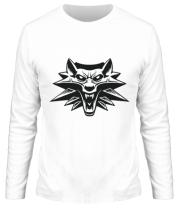 Мужская футболка с длинным рукавом The Witcher