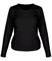 Женская футболка длинный рукав The Witcher
