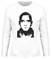Мужская футболка с длинным рукавом Eminem