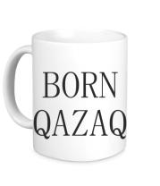 Кружка BORN QAZAQ