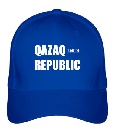 Бейсболка QAZAQ REPUBLIC