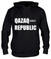 Толстовка худи QAZAQ REPUBLIC