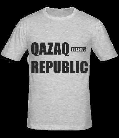 Мужская футболка  QAZAQ REPUBLIC