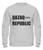 Толстовка без капюшона QAZAQ REPUBLIC