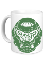 Кружка DOOM Slayer Club