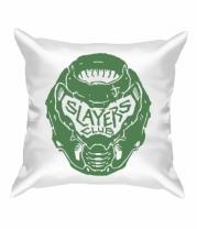 Подушка DOOM Slayer Club