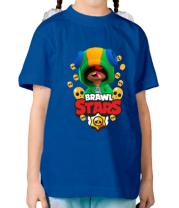 Детская футболка Bs Leon and yellow ghosts