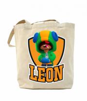 Сумка повседневная BS Leon emblem shield