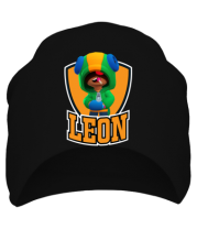 Шапка BS Leon emblem shield