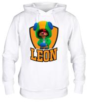 Толстовка BS Leon emblem shield