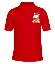 Мужская футболка поло Likee Pony