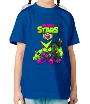 Детская футболка Virus 8-Bit New Skin Brawl Stars