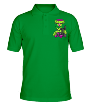 Мужская футболка поло Virus 8-Bit New Skin Brawl Stars