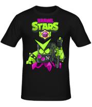 Мужская футболка Virus 8-Bit New Skin Brawl Stars