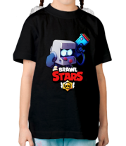 Детская футболка Hero from Brawl Stars