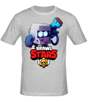 Мужская футболка Hero from Brawl Stars