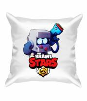 Подушка Hero from Brawl Stars