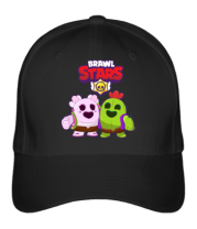 Бейсболка BS Sakura and Spike