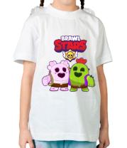 Детская футболка BS Sakura and Spike