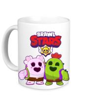 Кружка BS Sakura and Spike