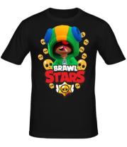Мужская футболка Brawl stars werewolf