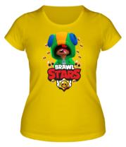 Женская футболка Brawl stars werewolf