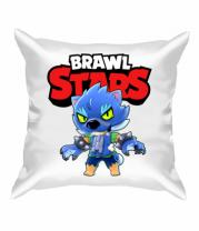 Подушка Brawl stars werewolf