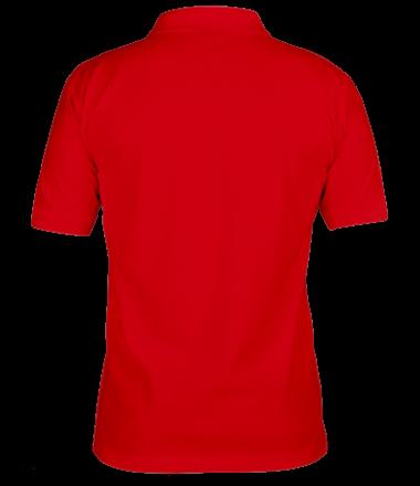 Мужская футболка поло Default row