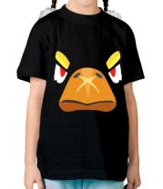 Детская футболка  Brawl stars crow