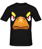 Мужская футболка  Brawl stars crow