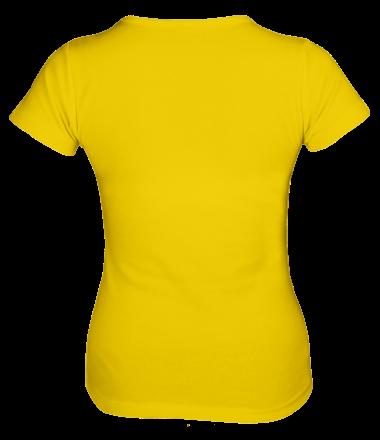 Женская футболка  Brawl stars crow